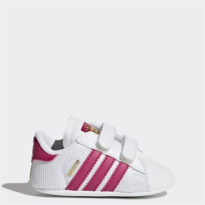 Adidas Bebek Patik S79917 Superstar Crib